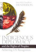 Indigenous Diplomacy and the Rights of Peoples Indigenous Peoples Represent Over 5 000 Languages And Cultures