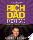 Wisdom from Rich Dad  Poor Dad
