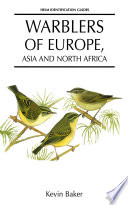 Warblers of Europe  Asia and North Africa