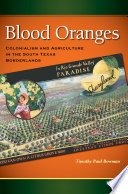 Blood Oranges Book PDF