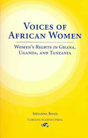 Voices of African Women