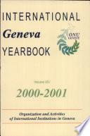 International Geneva Yearbook 1990