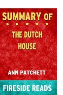 Book Summary of The Dutch House