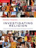 Investigating Religion