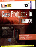 Case Problems In Finance  Cd Rom 12E Sie