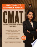 The Complete Reference Manual For CMAT 2021