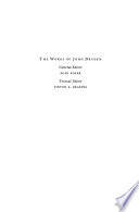 The Works of John Dryden  Volume XIII