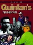 Quinlan s Film Directors