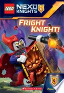 Fright Knight Lego Nexo Knights Chapter Book