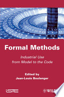 Formal Methods
