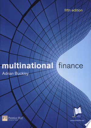 Multinational Finance - ISBN:9780273682097
