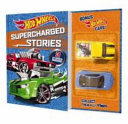 Hot Wheels Supercharged Stories (3 Reader Bind-Up with Two Cars) Street Heat Monster Trucks And
