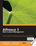 Alfresco 3 Web Content Management book