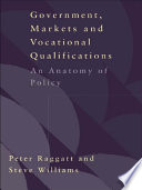 Government  Markets and Vocational Qualifications