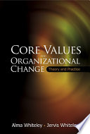 Core Values and Organizational Change