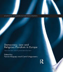 Democracy  Law and Religious Pluralism in Europe