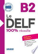 Le DELF   100  r  usSite   B2   Livre   Version num  rique epub