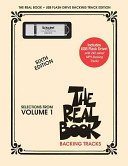 The Real Book   Volume 1  USB Flash Drive Play Along
