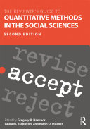The Reviewer's Guide to Quantitative Methods in the Social Sciences
