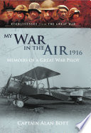My War in the Air 1916