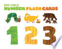 Eric Carle Animals 123 Flash Cards