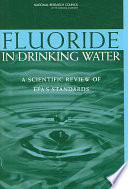 Fluoride in Drinking Water