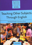 Teaching Other Subjects Through English  CLIL