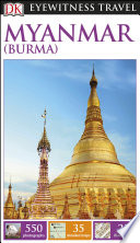 DK Eyewitness Travel Guide Myanmar  Burma
