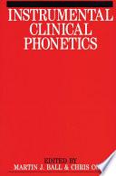 Instrumental Clinical Phonetics