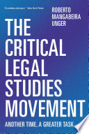 The Critical Legal Studies Movement
