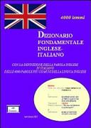 Dizionario fondamentale inglese-italiano