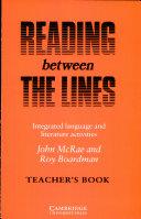 Reading between the Lines  Teacher s Book