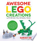 Awesome LEGO Creations With Bricks You Already Have : working contraptions turn your pile...
