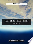 Book Letters from The Earth