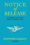 Notice Of Release