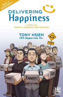 Delivering Happiness - A Round Table Comic Book Cover