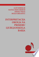 Interpretacija okolja na primeru Ljubljanskega barja