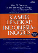 A comprehensive Indonesian English Dictionary