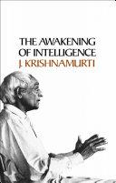 download ebook awakening of intelligence pdf epub