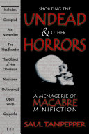 download ebook shorting the undead and other horrors pdf epub
