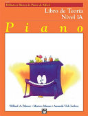 Alfred's Basic Piano Course: Spanish Edition Theory Book 1A