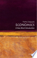 Economics  A Very Short Introduction