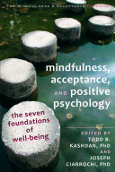 download ebook mindfulness, acceptance, and positive psychology pdf epub