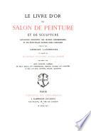 Le livre d or du Salon de peinture et de sculpture