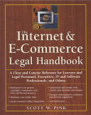 Internet and E-commerce Legal Handbook Of Laws That Govern Online Business