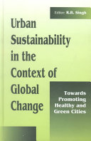 Urban Sustainability in the Context of Global Change