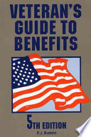 Veteran's Guide to Benefits