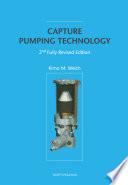 Capture Pumping Technology book