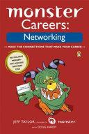 Monster Careers book