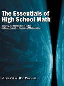 The Essentials Of High School Math